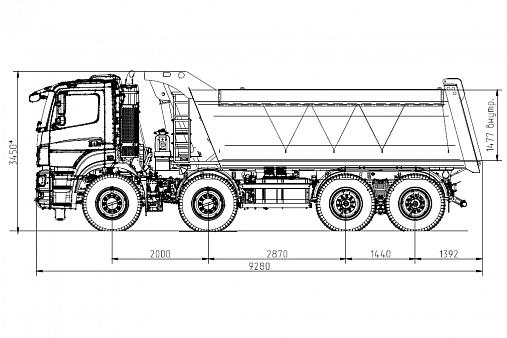KAMAZ-65801-203001-68(Т5)