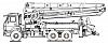 Автобетононасос 58153А