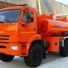 Автотопливозаправщик НЕФАЗ-66062 на шасси КАМАЗ-43118 6х6