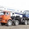Автомобильный кран KC-65719-3К-1