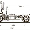ШАССИ KAMAZ-43255-69 (G5)