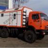 Ремонтная мастерская на шасси КАМАЗ 43118