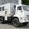 Вахтовый автобус вместимость 32 посадочных места на шасси КАМАЗ 43118