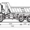 КАМАZ 65111 - 46