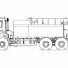Машина илососная КО-507А-2
